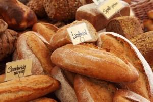 パンの食べ方について