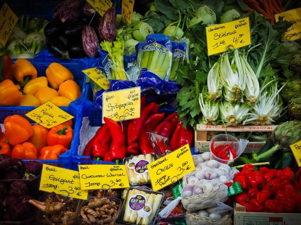 野菜ソムリエ/野菜/果物/農業/カフェ